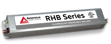 RHB Fluorescent Emergency Ballasts